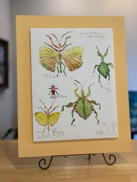 Bugs & More Bugs (Left & Right)