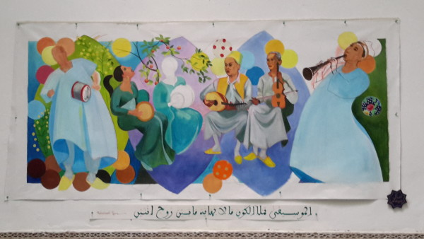 MUSIC IN MOROCCO unfinished