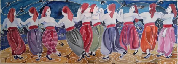 LESBOS DANCERS