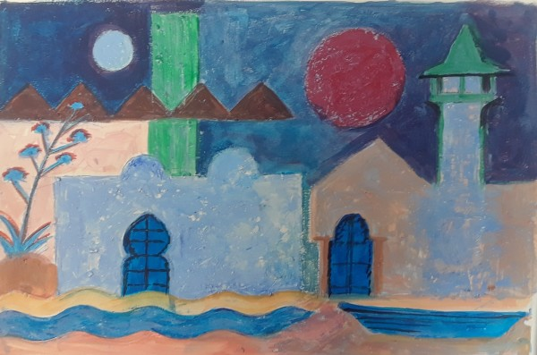 TUNIS DARK SUN