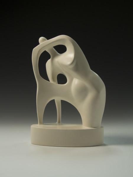 Going Forward Figurine