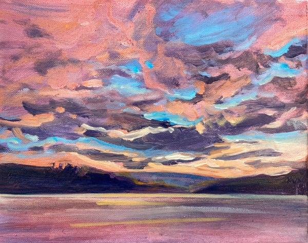 Laurentian Sunset