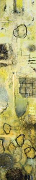 Yellow Abstract RawMarks