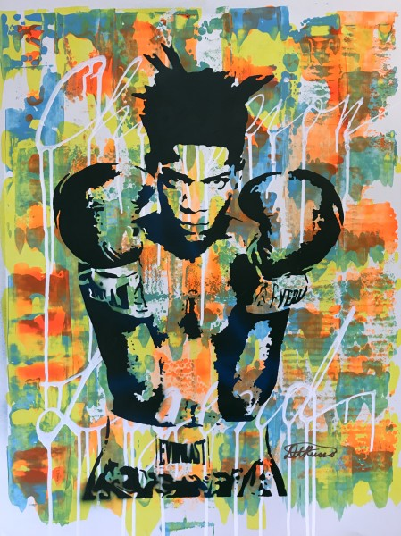Basquiat Flow