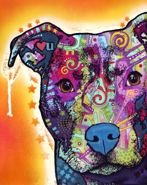 Heart U Pit Bull