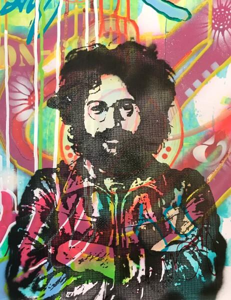 Jerry Garcia (stance)