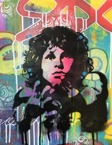 Jim Morrison (six)
