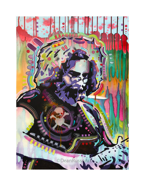 Jerry Garcia 2 redo
