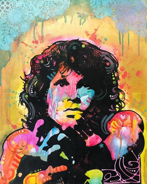 Jim Morrison 20th Century