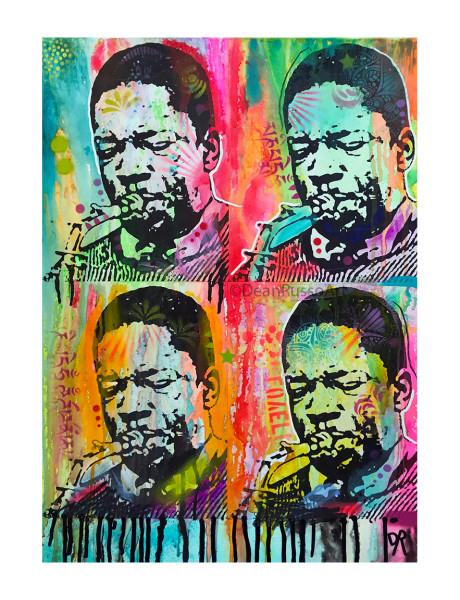 John Coltrane 4X