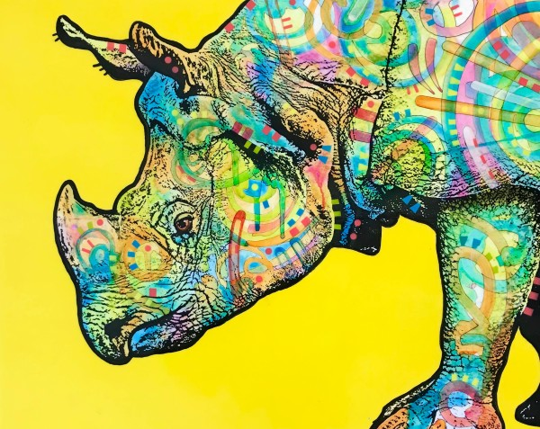 Yellow Rhino