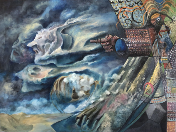 The Tyranny of Clouds, Parasites, and Cubists