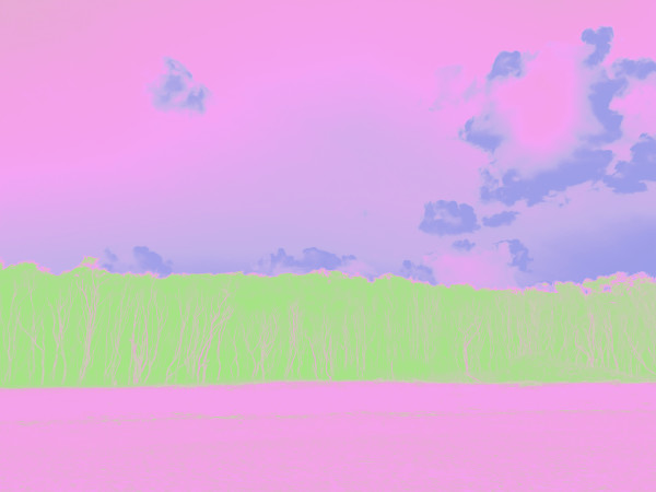 Cylinder Beach in Pink