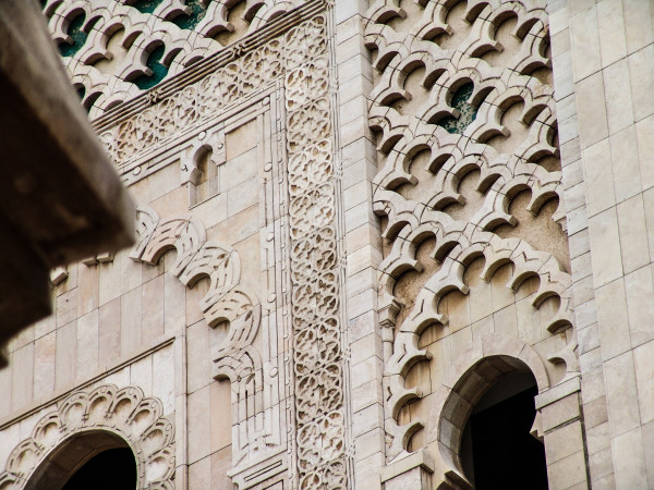 Encaje Arquitectónico Líbano II