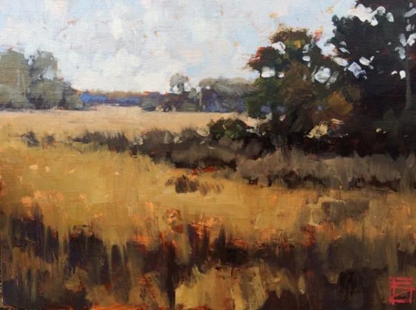 Marsh, Fall