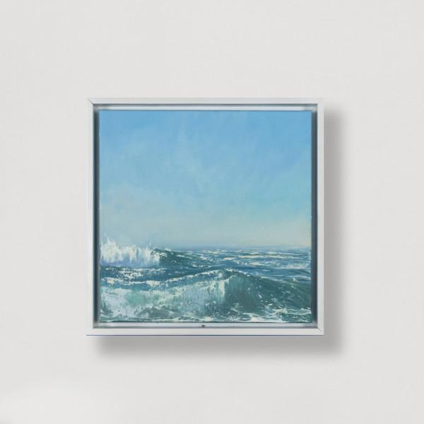 Glistening Waves I
