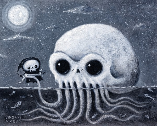 The Thing from the Deep
