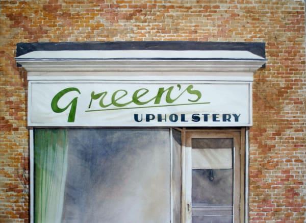 Green's Upholstry