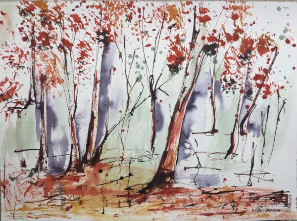 Forest - autumn colours