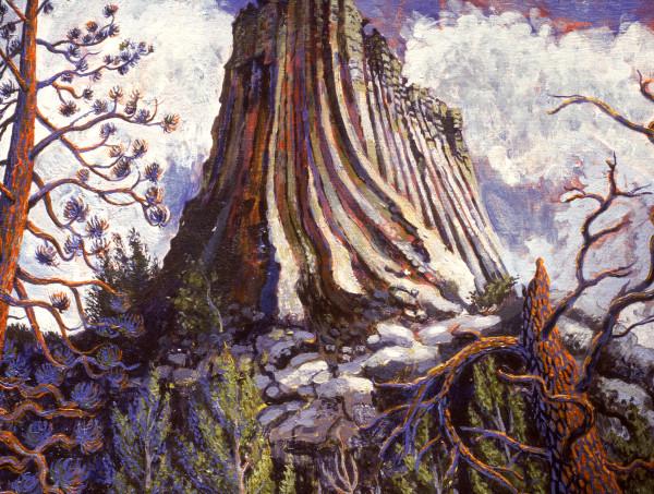 """""""Sacred Tower"""""""