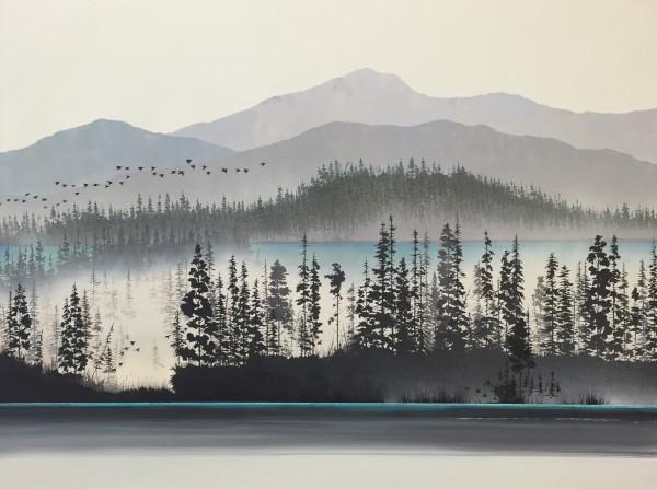 """Lake Fog"""