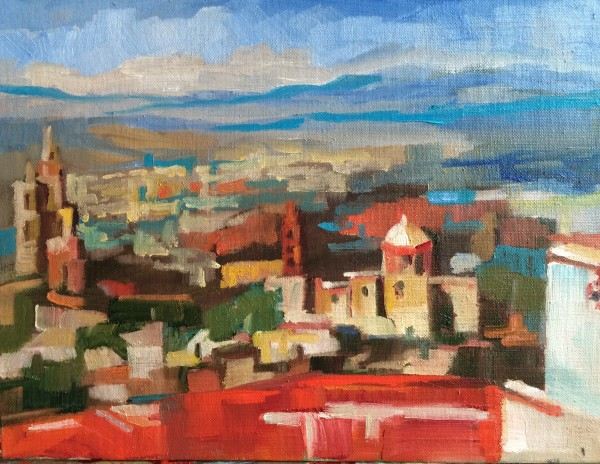 From the hills of San Miguel de Allende