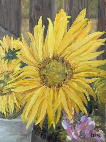Farm Stand Flowers