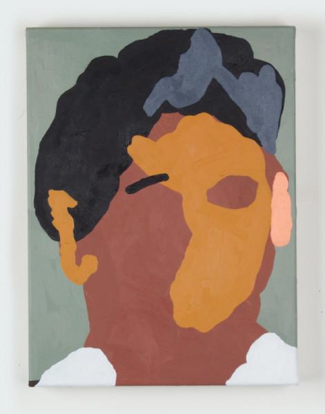 Untitled head #76