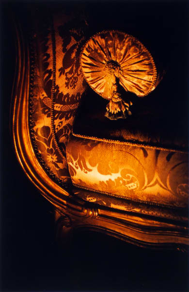 Untitled (Bronze Divan), Paris