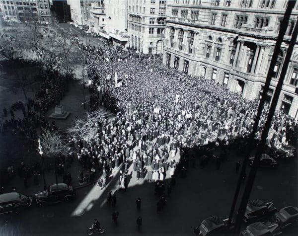 Madison Square, NY- Peace Meeting