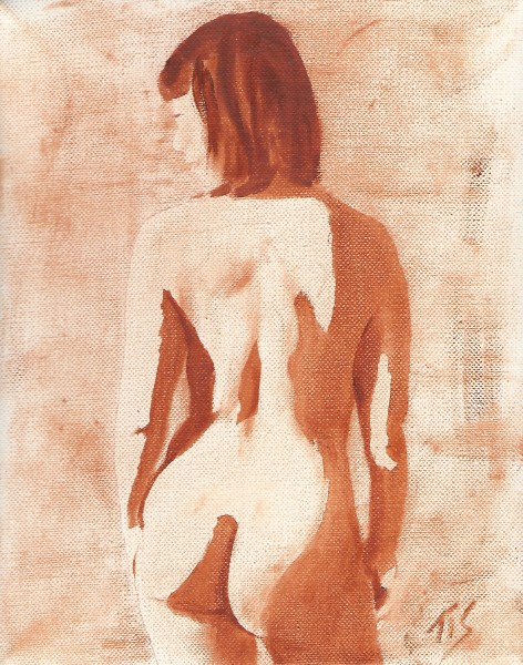Nude (monochrome)