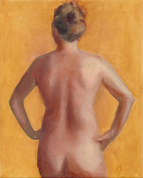 Nude (golden)