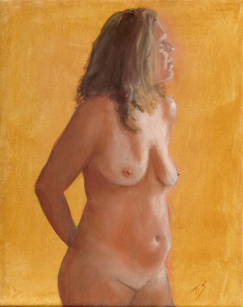 Nude (golden)
