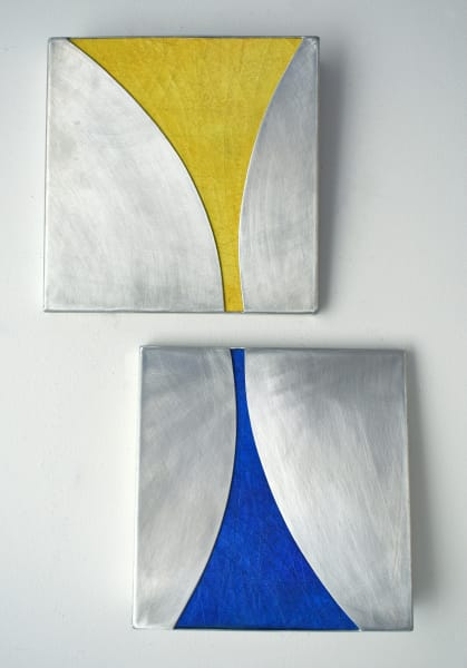 Conic Sections (diptych)