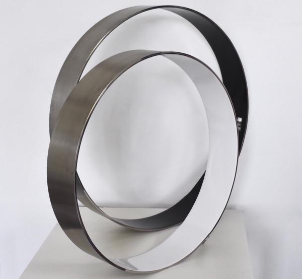 Portal Series Black/White (diptych)