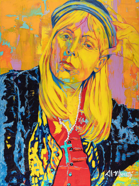 """Both Sides Now"" Joni Mitchell"