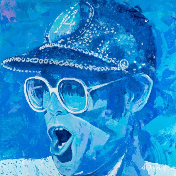 """Dodger Stadium""  Elton John"