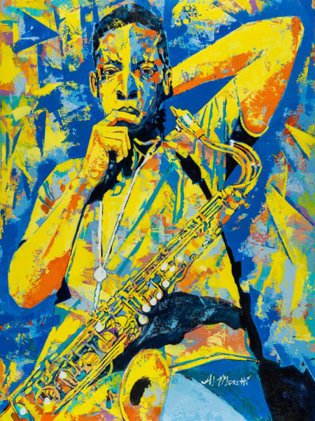 """Giant Steps"" John Coltrane"