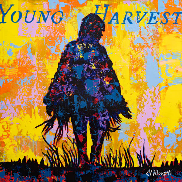 """Harvest Moon"" Neil Young"