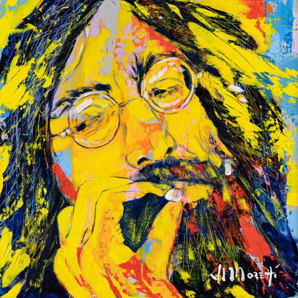 """Smokin' John"", John Lennon"