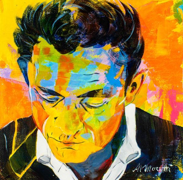 """Folsom Prison"" Johnny Cash"