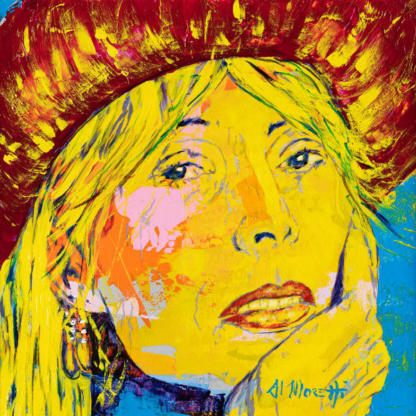 """Court and Spark"" Joni Mitchell"