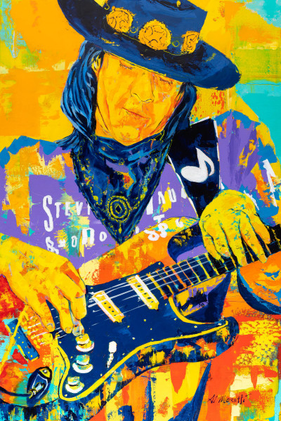 """""""Double Trouble with Stevie Ray Vaughan"""""""