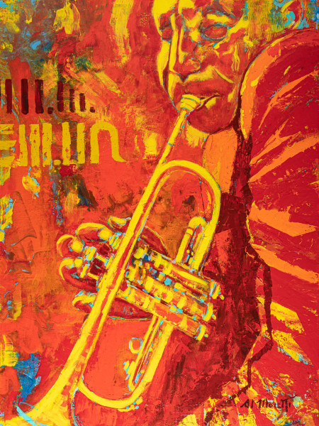 """The Jazz Image""  Cootie Williams"