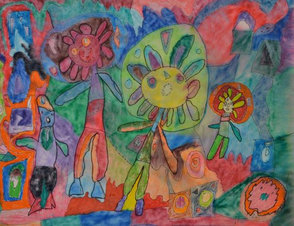 Dancing Flowerton