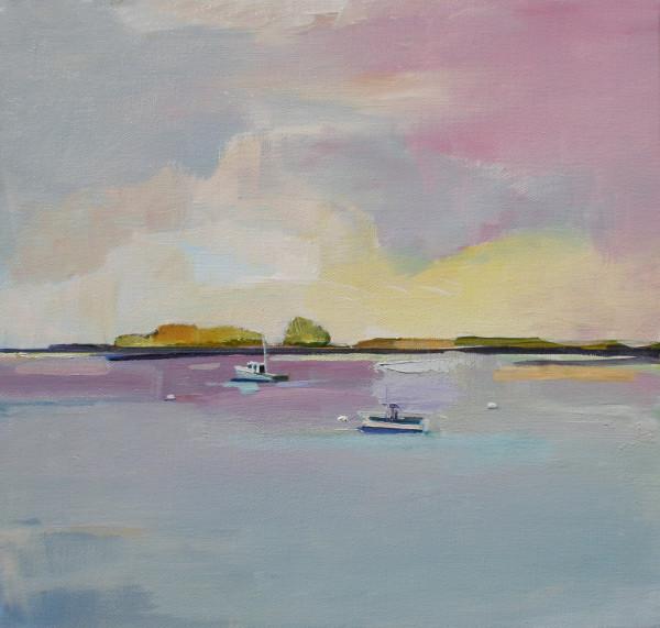 Maulden, Hen & Mink Islands, Sheepscot, River Georgetown