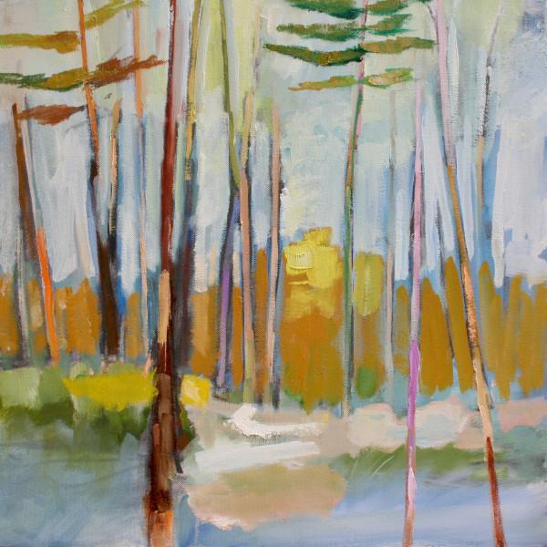 'Through the Treetops'