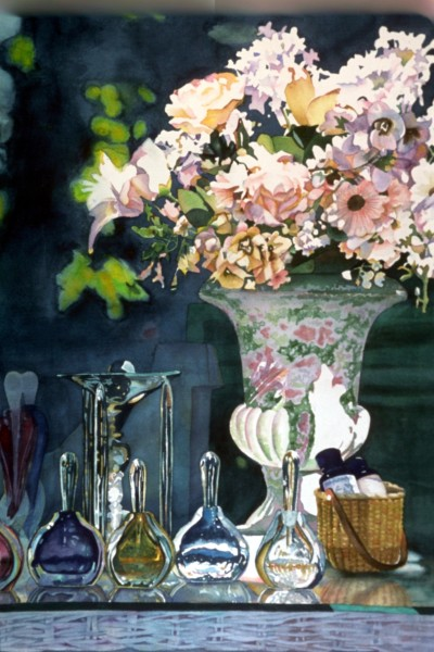 Flowers and Perfume