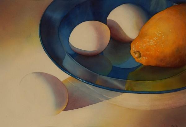 Bowl, Fruit, Eggsetera