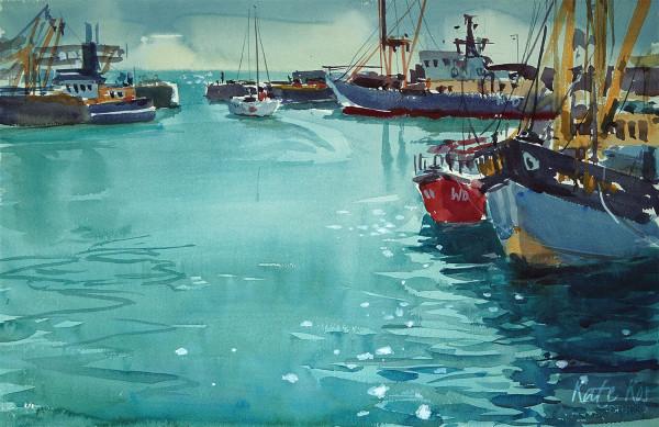 Kilmore Quay - Turquoise